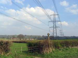 The Pylons Stephen Spender