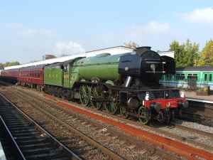 flying-scotsman-steam-train-poems