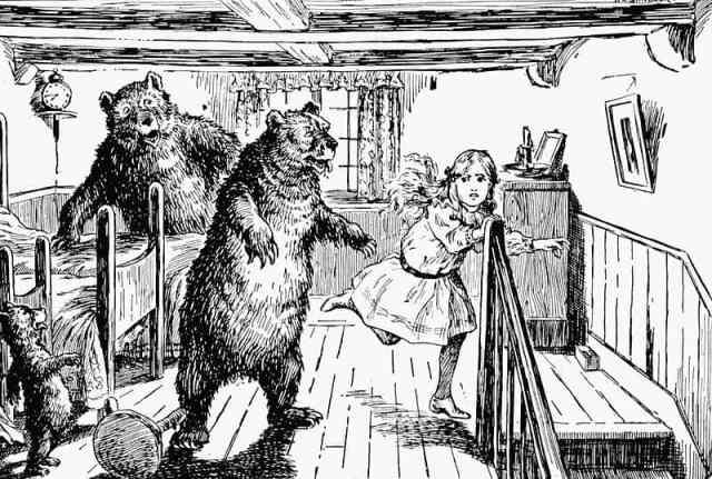 A Summary and Analysis of 'Goldilocks and the Three Bears' – Interesting  Literature