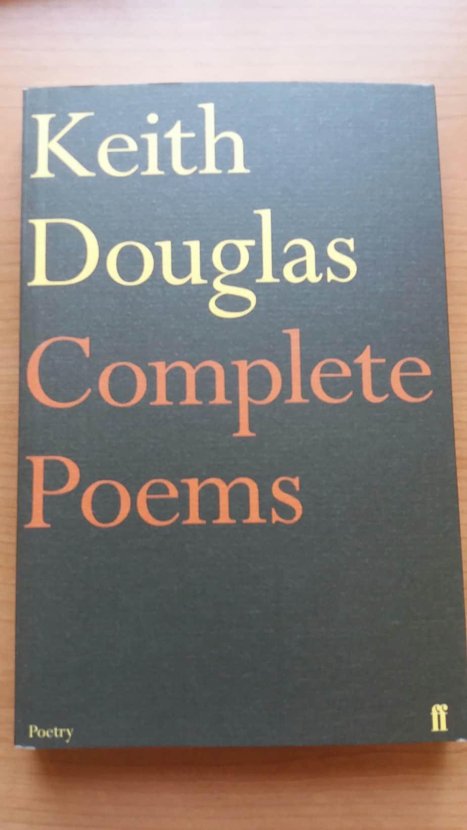 A Short Analysis Of Keith Douglass Vergissmeinnicht