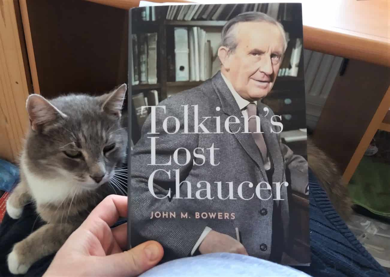 The Clerk's Forgotten Tale: Tolkien's Lost Chaucer - Interesting Literature