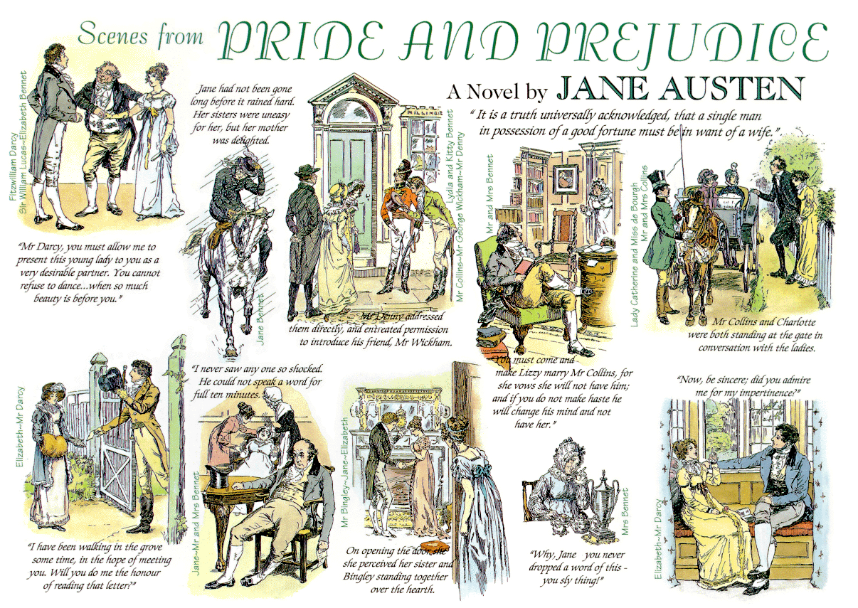 Interesting Facts About Pride And Prejudice