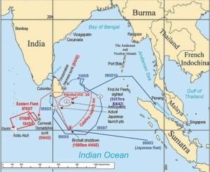 world war 2 sri lanka facts