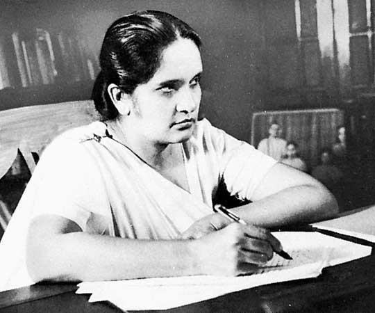 World's First Female Prime Minister