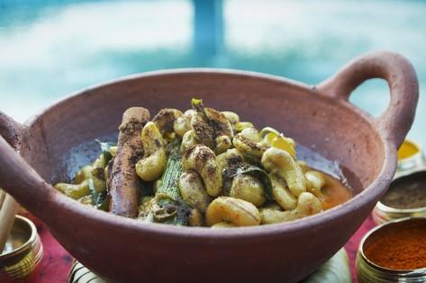 cashew nut curry
