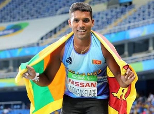 Sri Lankan bronze medal
