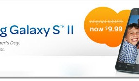 Get Samsung Galaxy S II In Just $9.99 Until Fathers Day 17th June