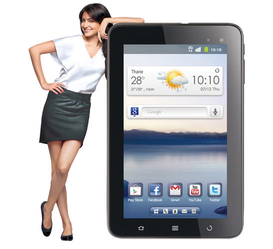 Reliance Announced new 3G Android tablet for Rs. 14,499