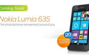 Nokia Lumia 635 arrives on July 25 for $99 as prepaid GoPhone On AT&T