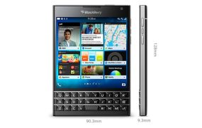 BlackBerry Passport launched in India