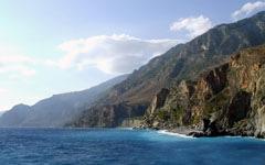 Crete Cliffs wallpaper