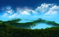 Cypress Lookout wallpaper