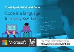 We Speak Code image