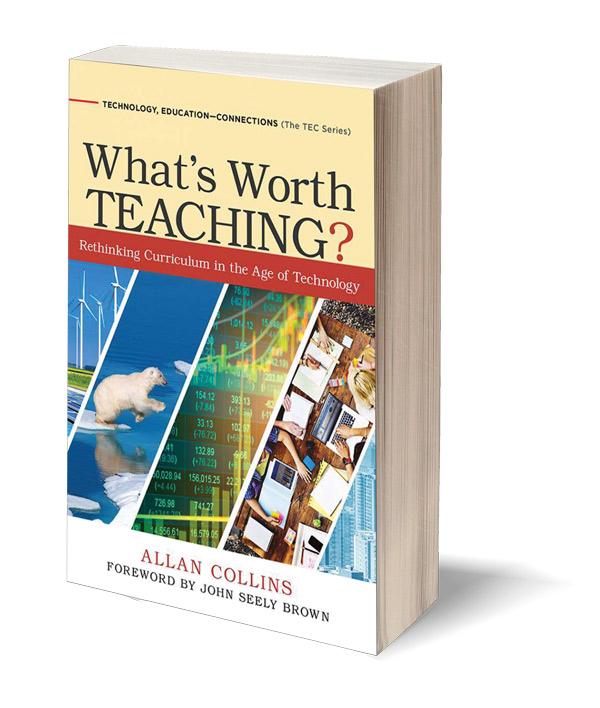 What's worth teaching