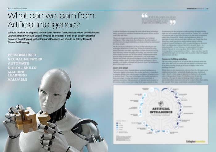 INTERFACE - Issue 85-86 - What can we learn from Artificial Intelligence