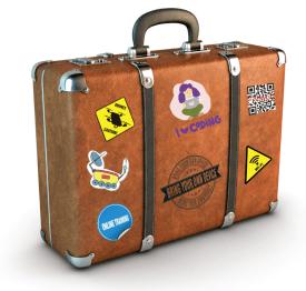 xpo suitcase