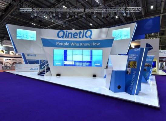 inspiring exhibition stand design