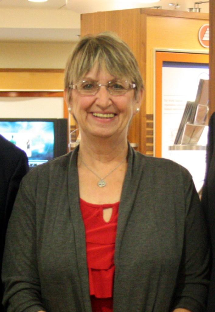 Ginny Leason, Faith Representative