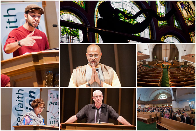 2012 Interfaith Thanksgiving Service and Celebration