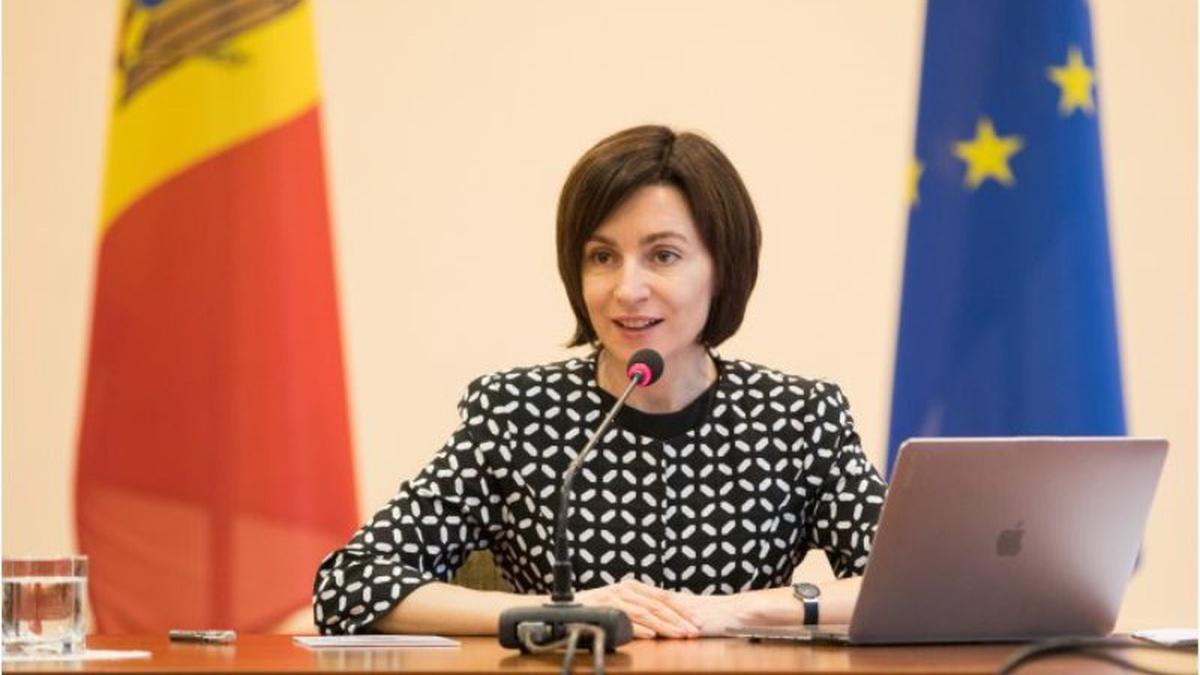 Sandu hopes to discuss regional security, European integration reforms with Zelensky