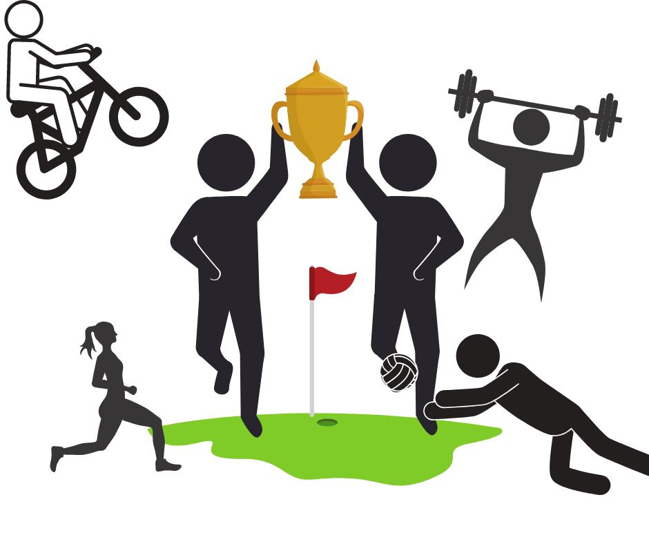 sport ist extrem wichtig!