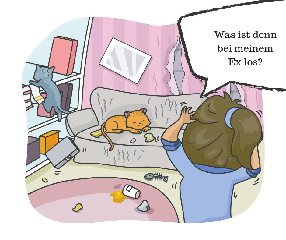 abschiedsbrief ex freund/in - trauer
