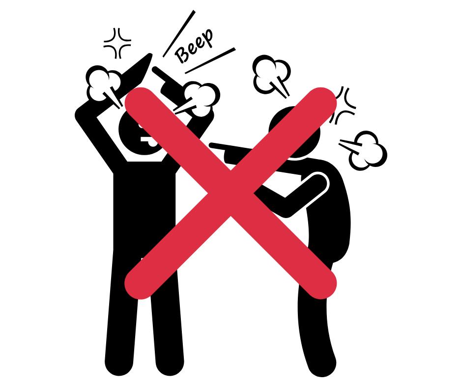 Streit auslösen - ob er dich nicht mehr liebt