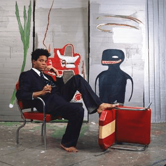 Une toile de Basquiat vandalisée dans un musée parisien