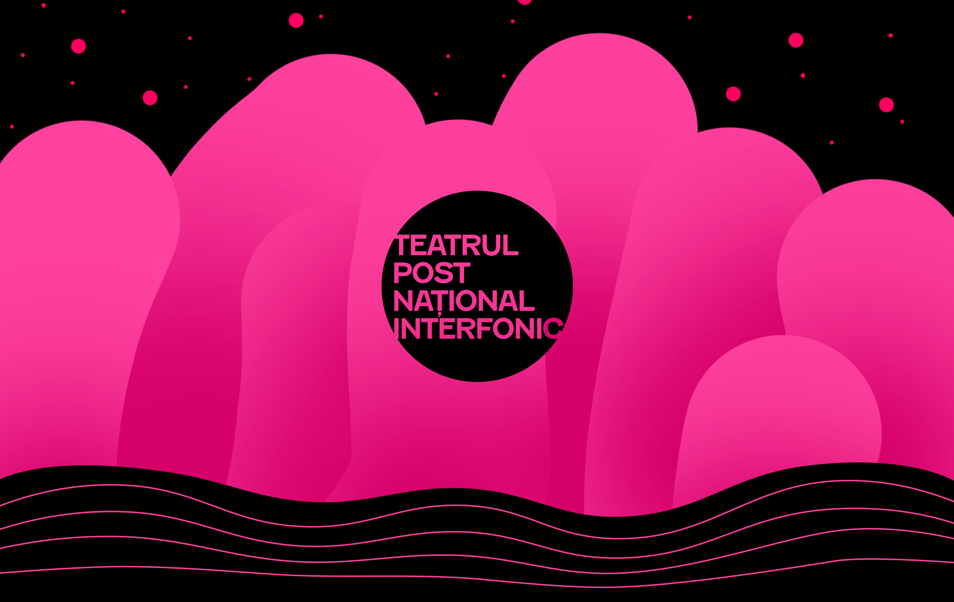 teatrul post national interfonic