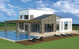 Πέτρινα Σπίτια Υψηλής Ενεργειακής Απόδοσης