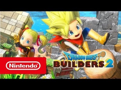 DRAGON QUEST BUILDERS 2 – Releasetrailer (Nintendo Switch)