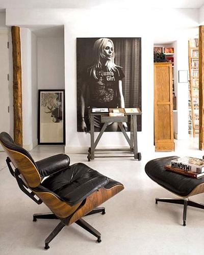 Armchair Eames de Charles & Ray Eames