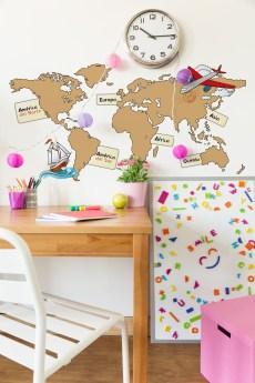 Colorful children room