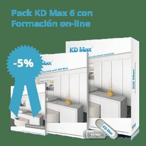 Pack KD Max 6 con Formación on-line