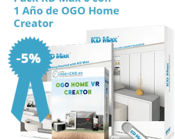 Pack KD Max 6 + 1 Año de OGO Home