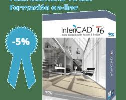 Pack InteriCAD T6 + Formación