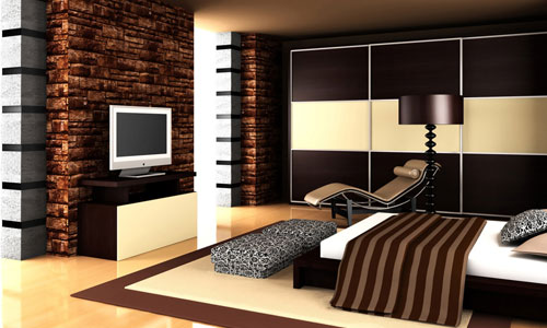 Slaapkamer inrichten - strak en klassiek