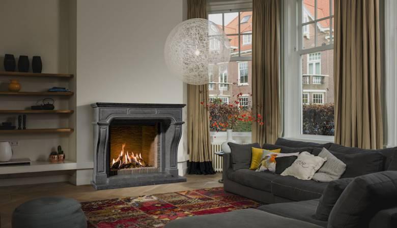 Open haard ideeen voor een warme sfeer interieur ideeen for Weekendje weg huisje open haard