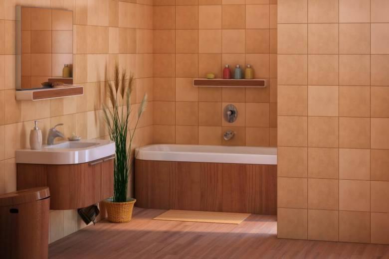 badkamer ideeen planten