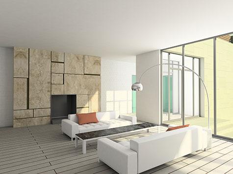 Moderne woonkamer voorbeelden 5 tips voor jouw woonkamer for 3d woonkamer maken