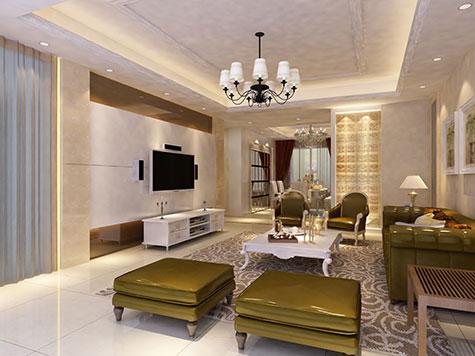 Moderne woonkamer voorbeelden inrichting en kleuren for Foto s woonkamer ideeen