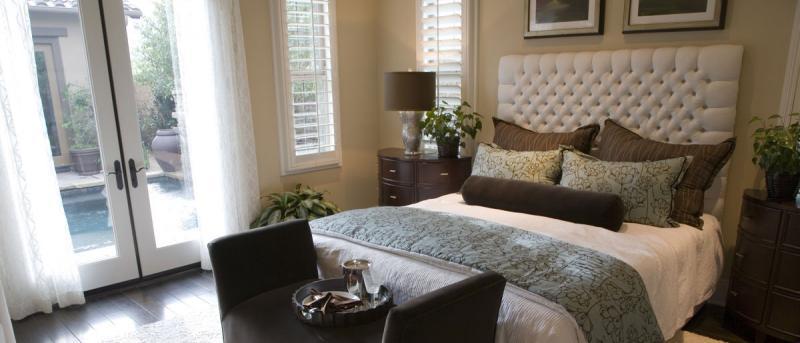 6 bepalende elementen bij je slaapkamer inrichten