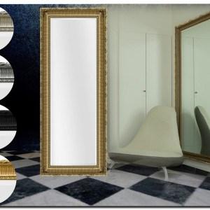 Franse Baroque spiegel Mauro