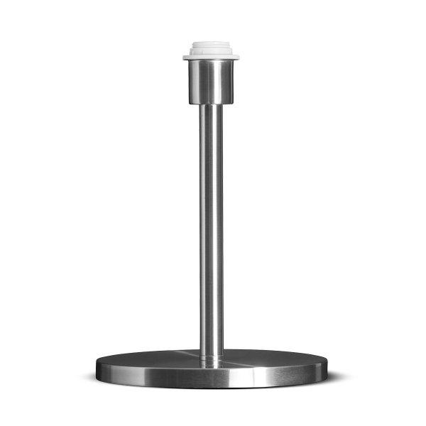 Home sweet home tafellamp Mauro ↕ 36 cm - mat staal
