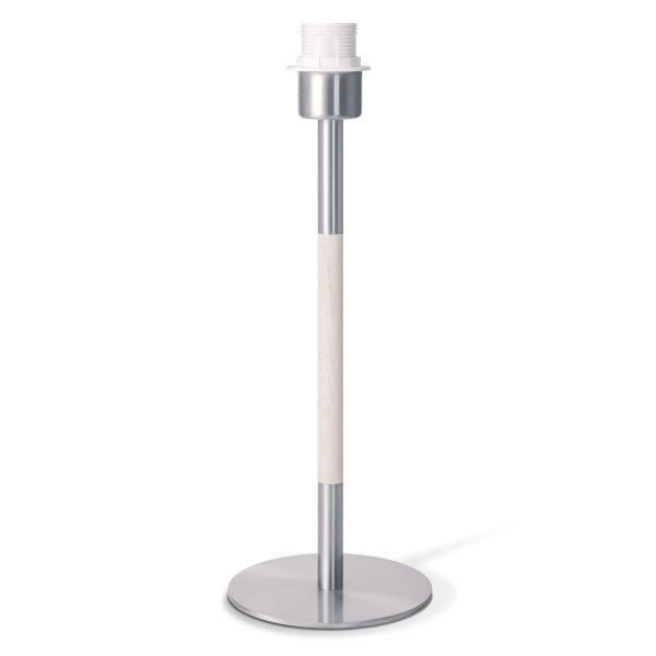 Home sweet home tafellamp Pure ↕ 41 cm - aluminium