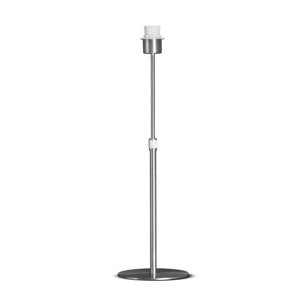 Home sweet home tafellamp Zozo ↕ 41-56 cm - mat staal