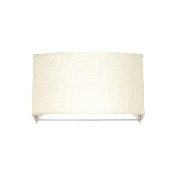 Home sweet home wandlamp Funk ↔ 31 cm - warmwit