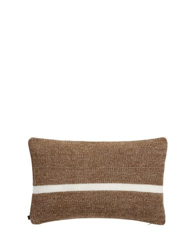 Marc O'Polo Marc'O Polo Rivar Cushion - Warm Pecan