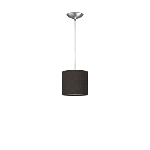 hanglamp basic bling Ø 16 cm - zwart