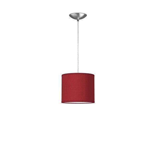 hanglamp basic bling Ø 20 cm - rood